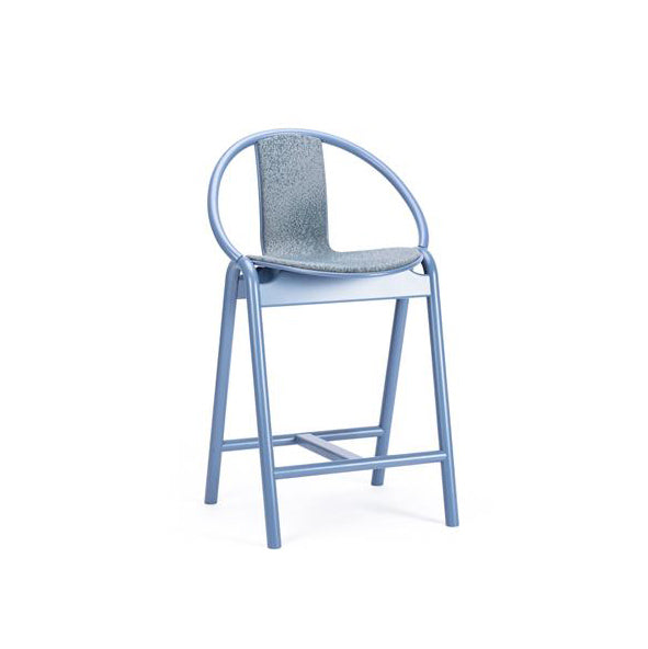 Barstool Again Upholstered