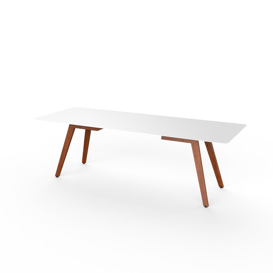 Slim Wood Dining Table