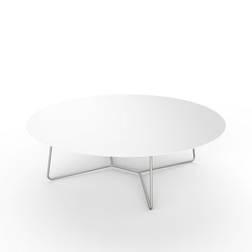 Slim Lounge Table - Round