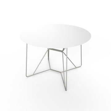 Slim Dining Table - Round
