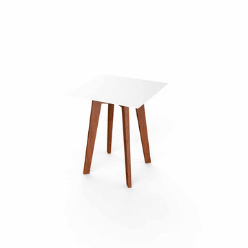 Slim Table Wood - Square