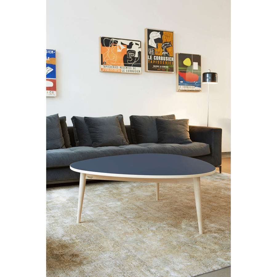 Three-Round Coffee Table