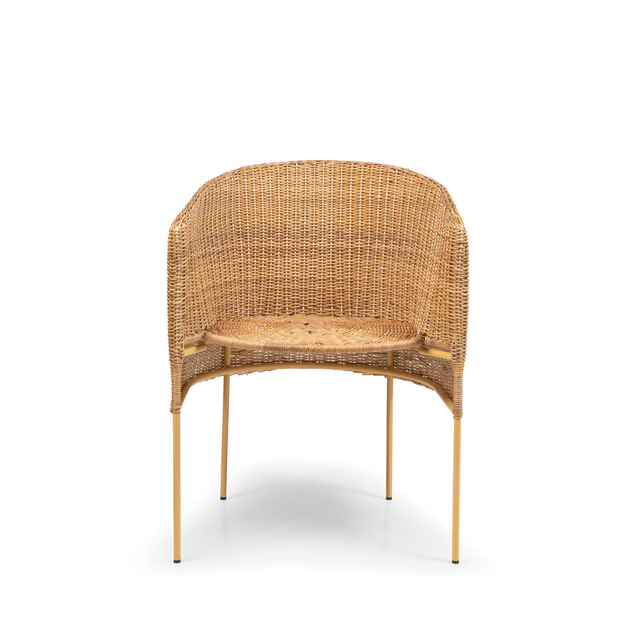 Caribe Natural Dining Chair