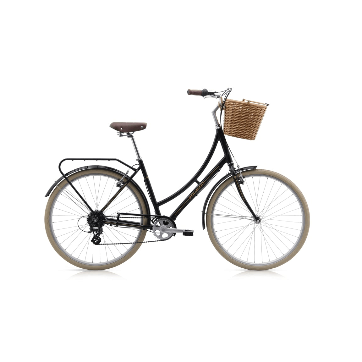 City Bike 700c POLYGON Sierra Oosten