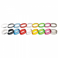 Headset Spacer FSA Polycarbonate x10