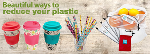 Beautiful ways to reduce your plastic in our latest collection