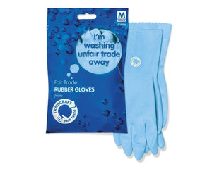 Fairtraded Rubber Gloves