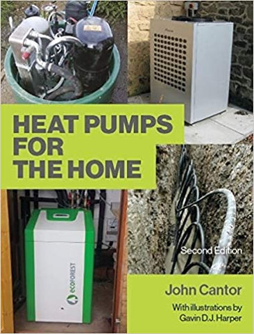 Heat Pumps for the Home: 2nd Edition Paperback