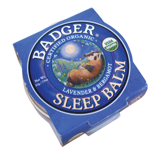 Badger Balms, Sleep, Muscle Rub or Working hands