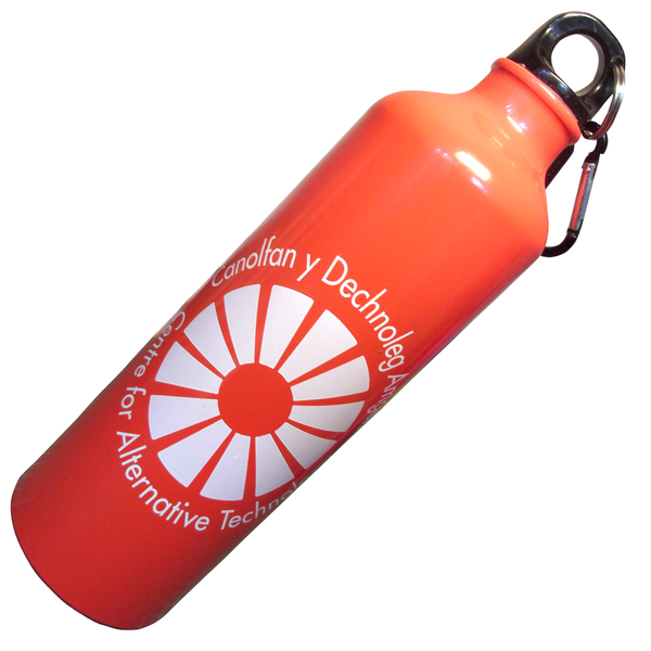 CAT logoed Carabiner Water Bottle (770ml)