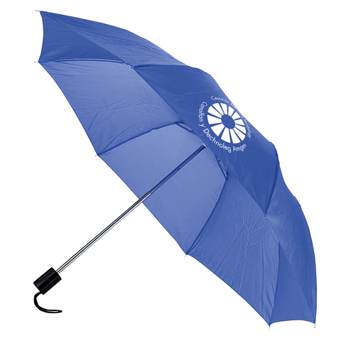 CAT Blue Umbrella