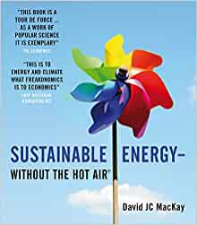 Sustainable Energy - Without the Hot Air
