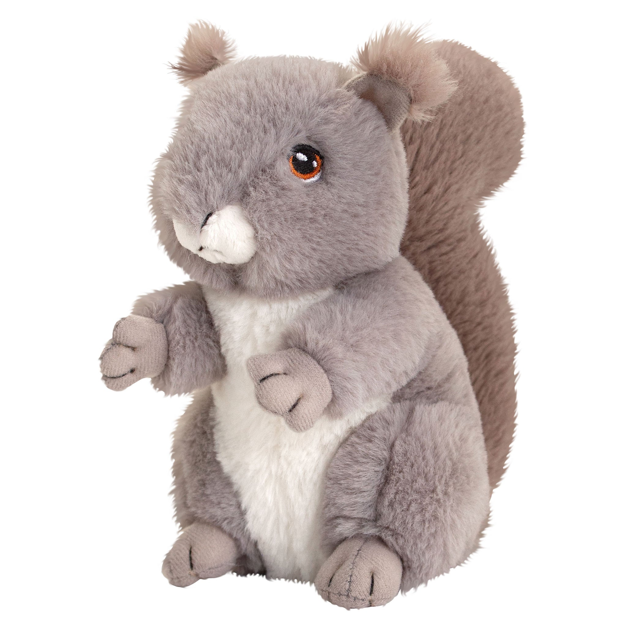 Squirrel - Recycled Soft Toy