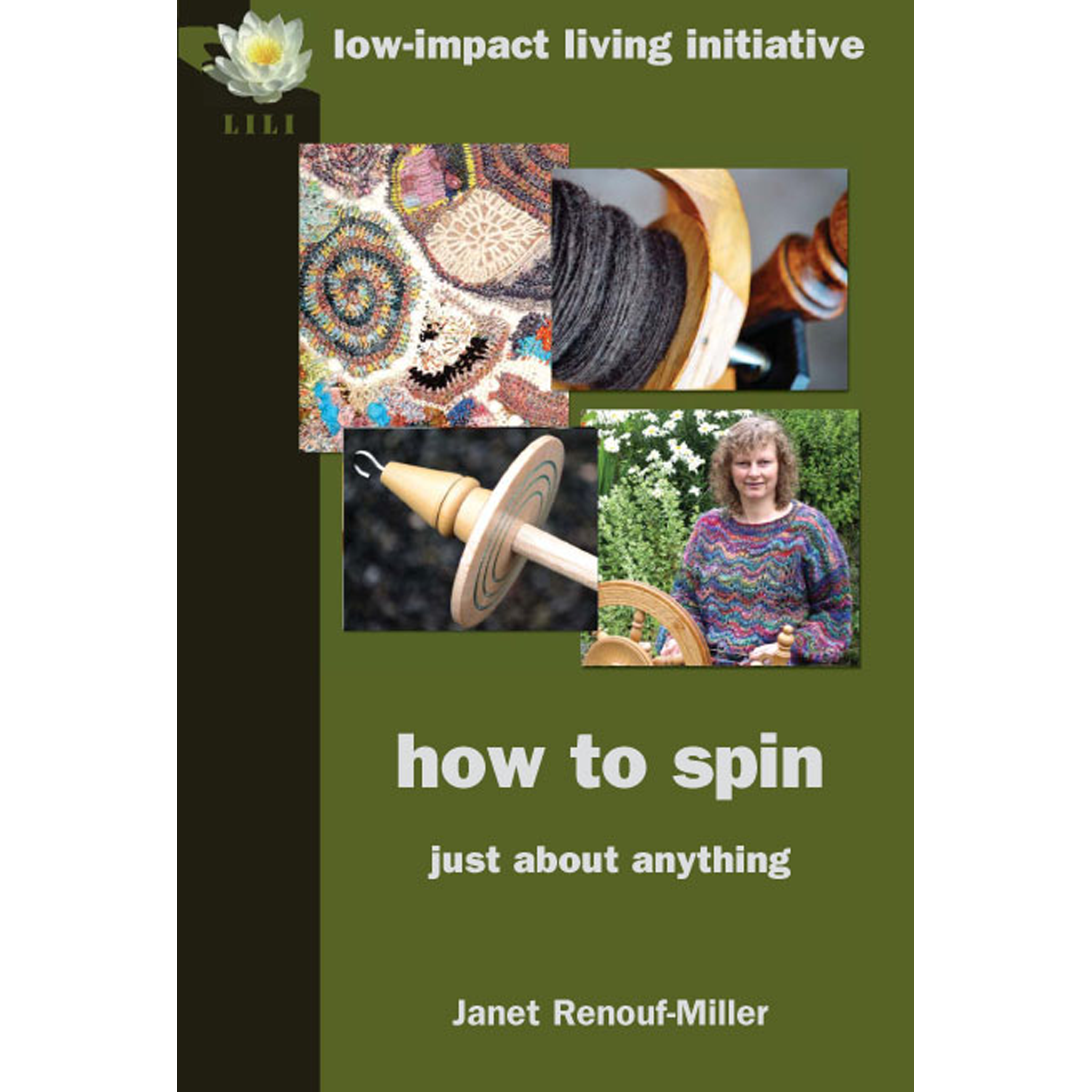 How to spin (just about anything)