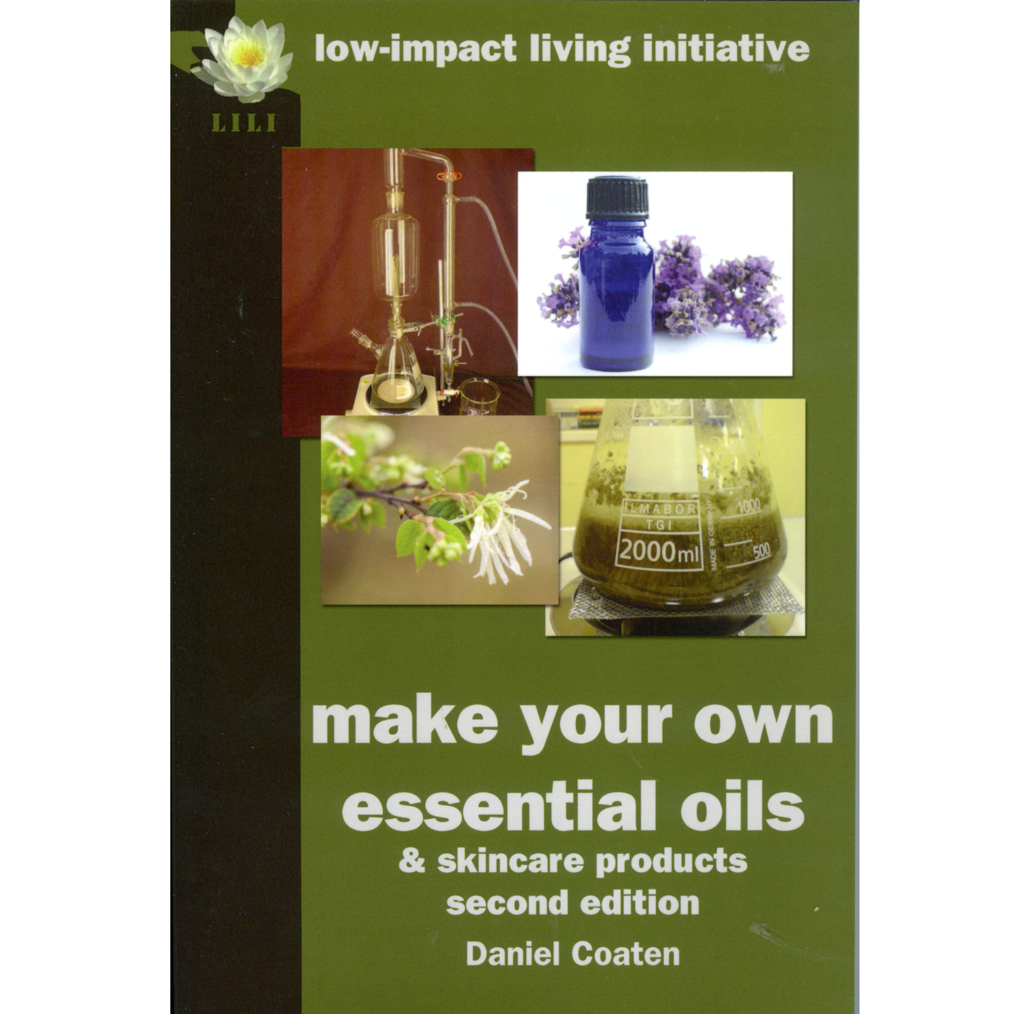 Make your own essential oils & skin-care products