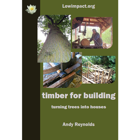 Timber for building: turning trees into houses
