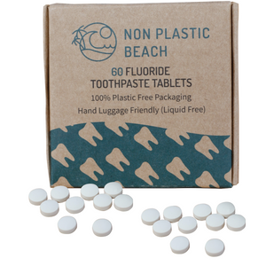 Chewable Fluoride Toothpaste Tablets