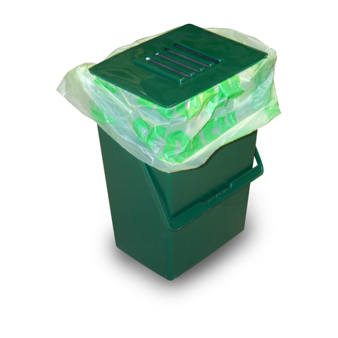 Odour Free Compost Caddy; Large or Small