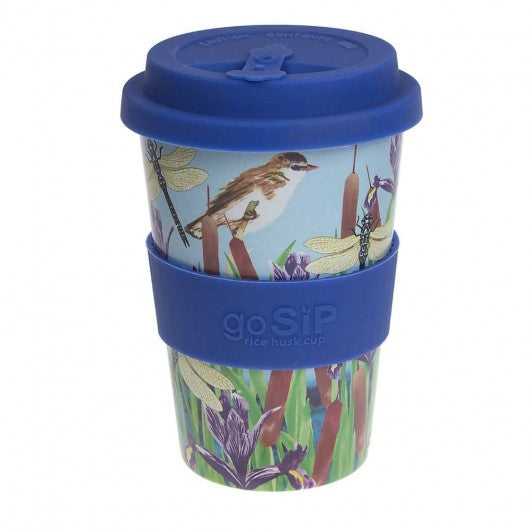 Rice husk cup 14oz,