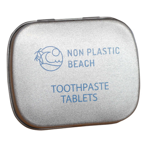 Toothpaste Tablets Tin