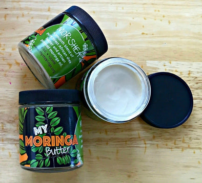 Now Available: My Moringa Butter