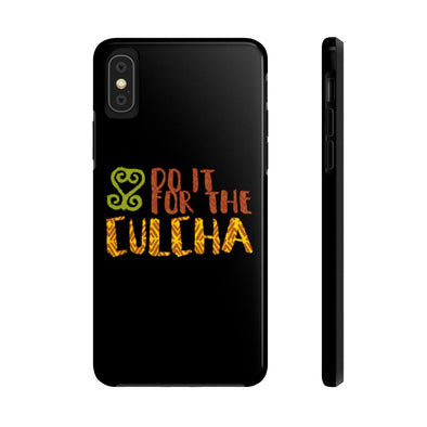 For the Culcha Case Mate Tough Phone Cases