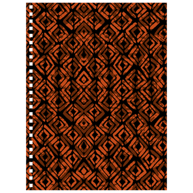 Rustic African Notebooks