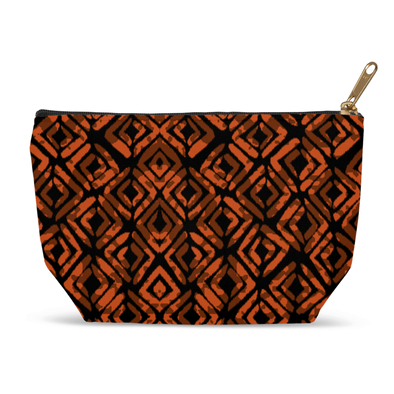 Rustic African Accessory Pouches