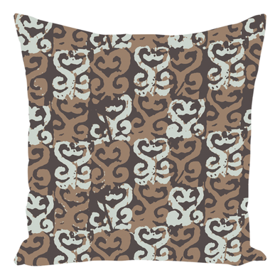 Sankofa Throw Pillows