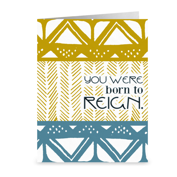 Reign Inspirational Cards