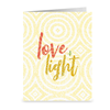 Love & Light Blank Cards