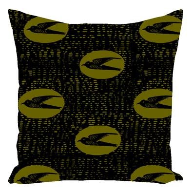 Fly High Throw Pillows