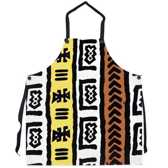 Fresh Prints Vertical Design Aprons