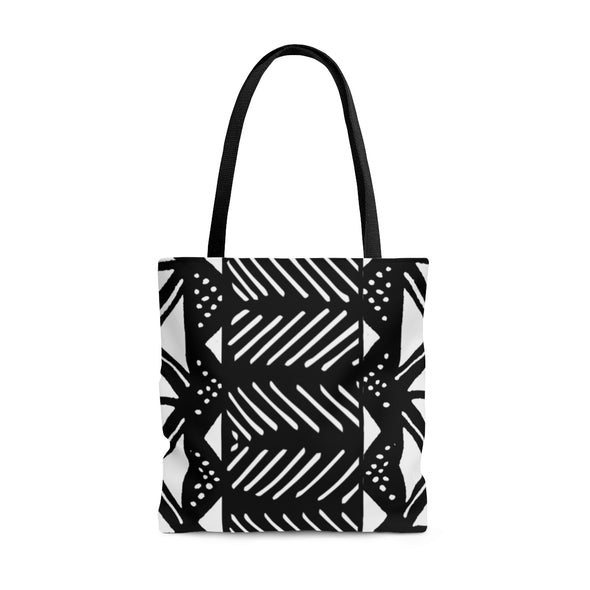 Mali Black Tote Bag
