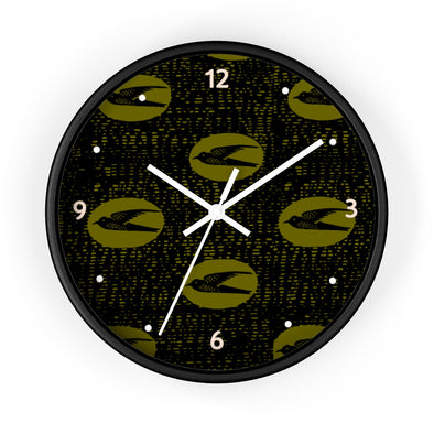 Fly High Wall clock