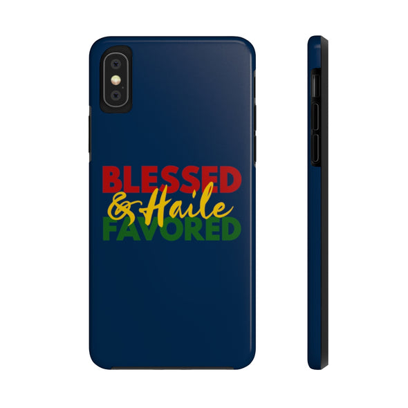 Blessed & Haile Favored Case Mate Tough Phone Cases