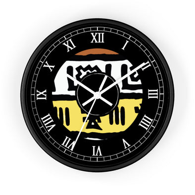 Fresh Prints Wall clock