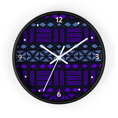 Mali Black Wall clock