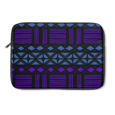 Mali Black Laptop Sleeve