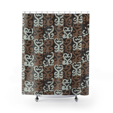 Sankofa Shower Curtains