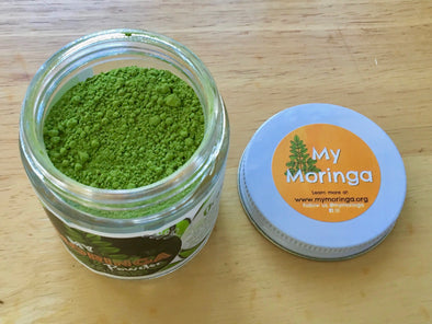 My Moringa Powder - 4 oz.