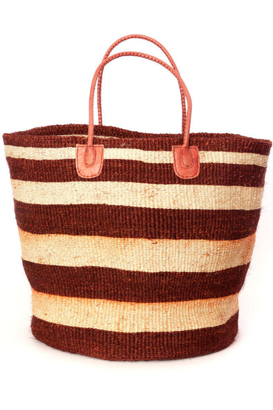 Natural Sisal Oversize Day Trip Tote