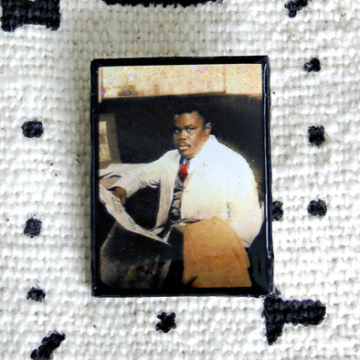 Marcus Garvey Entrepreneur Pin