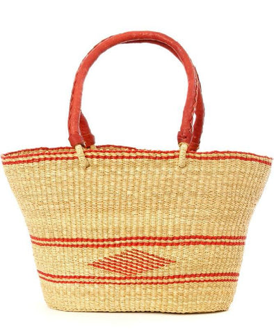 Red Diamond Shopper