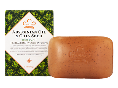 Nubian Heritage - Abyssinian Oil & Chia Seed Collection