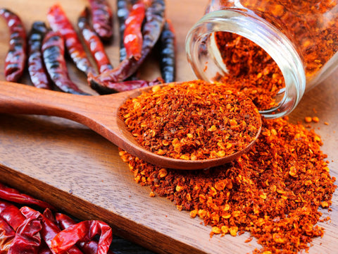 Crushed Red Pepper 34 Grams (1.2 oz)