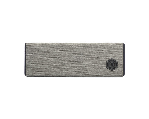 Nokabox Pill Organizer - Gray Canvas