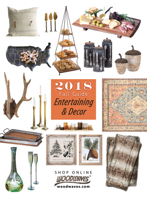 Fall 2018 Entertaining & Decor Guide