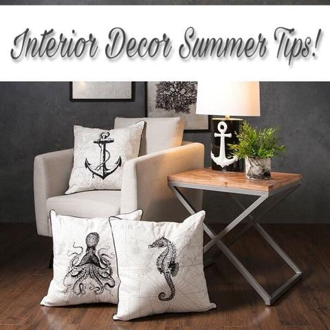 Summer 2017 Interior Design Ideas