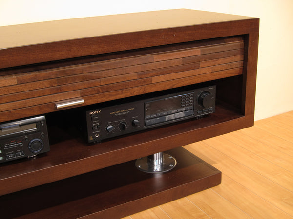Modern Tv Console Woodwaves